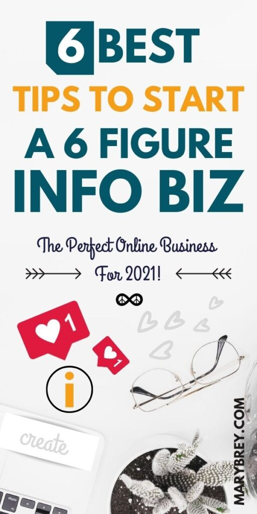 How To Create an Info Business