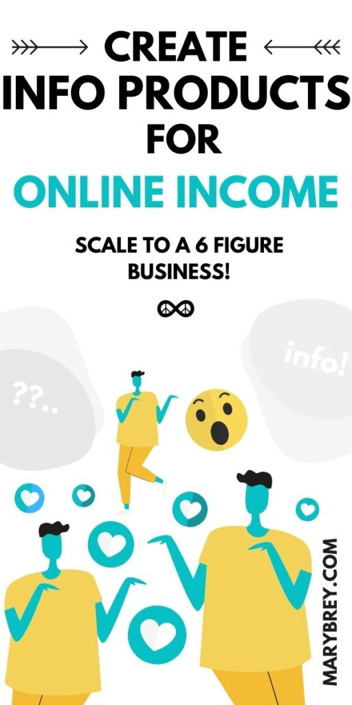 Create Info Products for Online Income