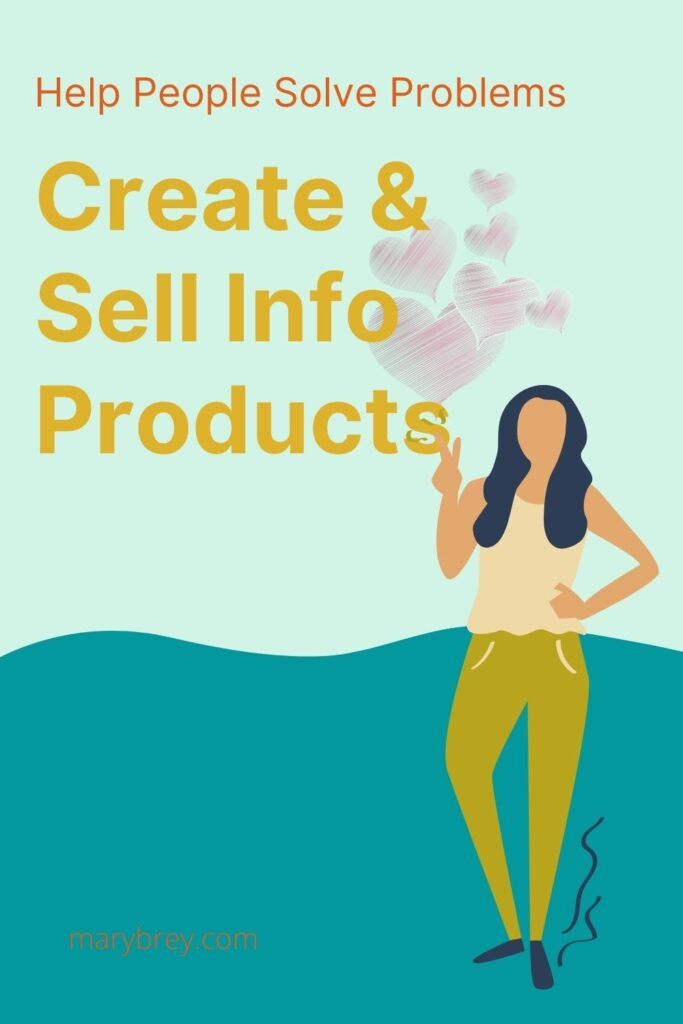 Create and sell info products